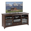 Dark Espresso Wooden TV Bench, for TVs up to 70""