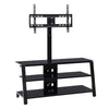 "Travers TV Bench Ensemble Unit with Built-In TV Mount for TVs up to 65"" *CLEARANCE*"