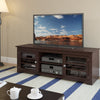 "West Lake Wooden TV Bench, for TVs up to 68"" - *CLEARANCE*"