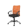Workspace Office Chair with Contoured Mesh Back