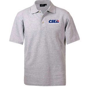Men's Cotton Pique Polo