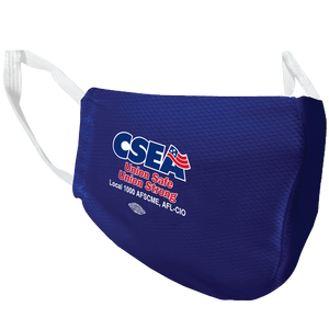 CSEA Logo Face Mask