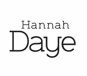 Hannah Daye Logo for Gift Card