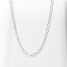 Load image into Gallery viewer, Cascade Necklace links in Sterling Silver Hannah Daye & Co