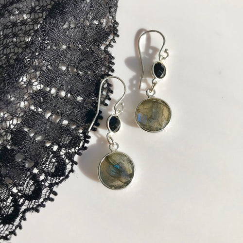 Cascade Drops with Labradorite