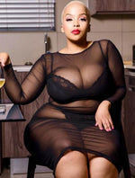 Buy plus size womens lingerie at Romantix Lingerie South Africa