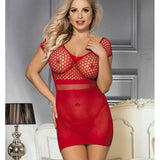 Crotchet Body Stocking Dress