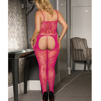 Crotchless Fishnet Body Stocking