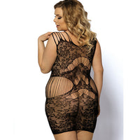 Magic Lace Dress Body Stocking