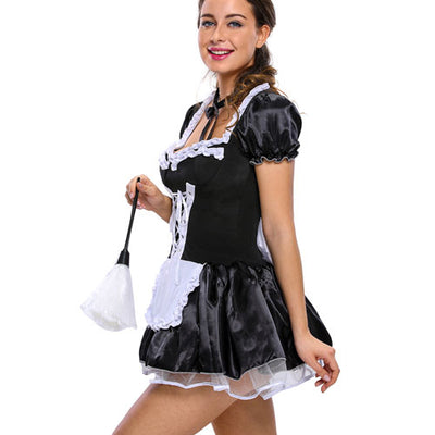 Naughty French Maid Costume