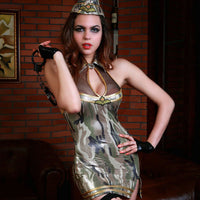 Naughty Military Girl Costume