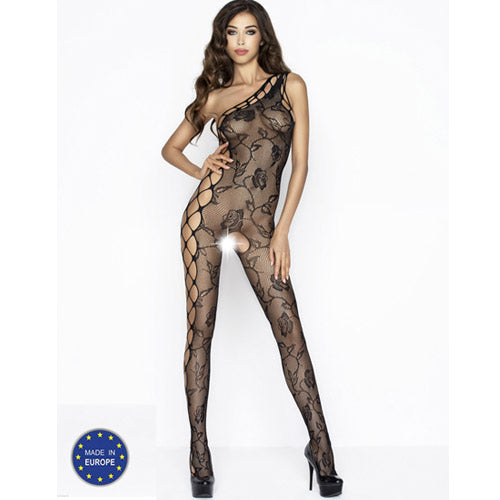 Passion Bodystocking 036 Floral Strap