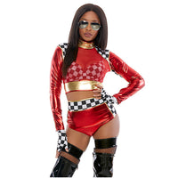 Seductive Racing Costume