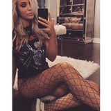 Sparkle Fishnet Pantyhose