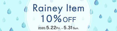 Rainey Item 10%OFF