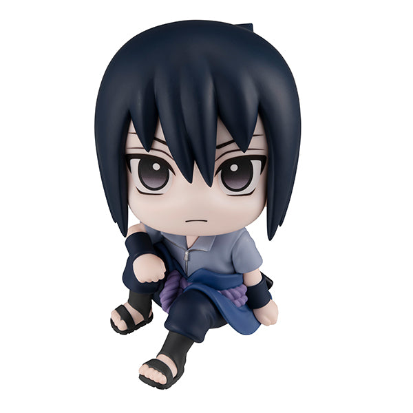Figurine Naruto Shippuden Look Up Series - Uchiha Sasuke - Mankoi Shop