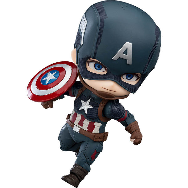 Figurine Nendoroid Avengers Endgame - Captain America (version Standard) - Mankoi Shop