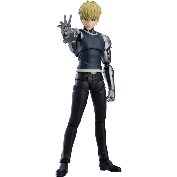 Figurine One Punch Man Figma - Genos