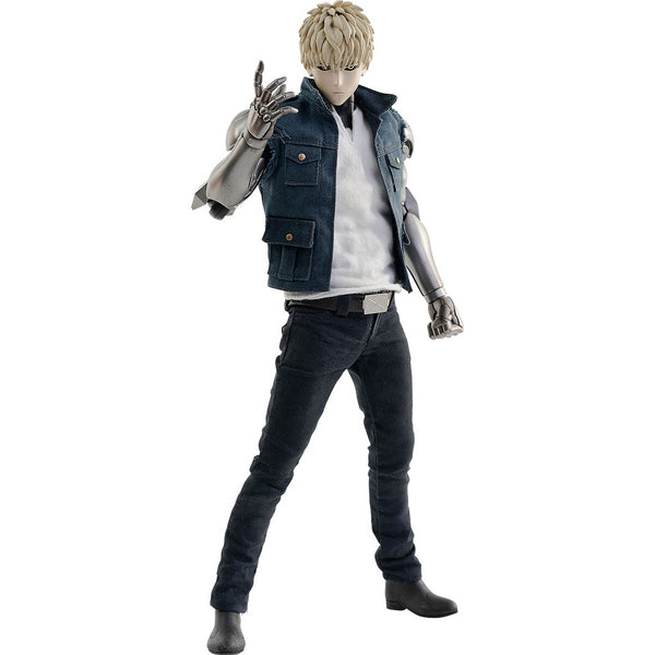 Figurine One Punch Man articulée - Genos (saison 2) 1/6 - Mankoi Shop