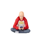Figurine One Punch Man B'full - Saitaman en sweat Oppai - Mankoi Shop