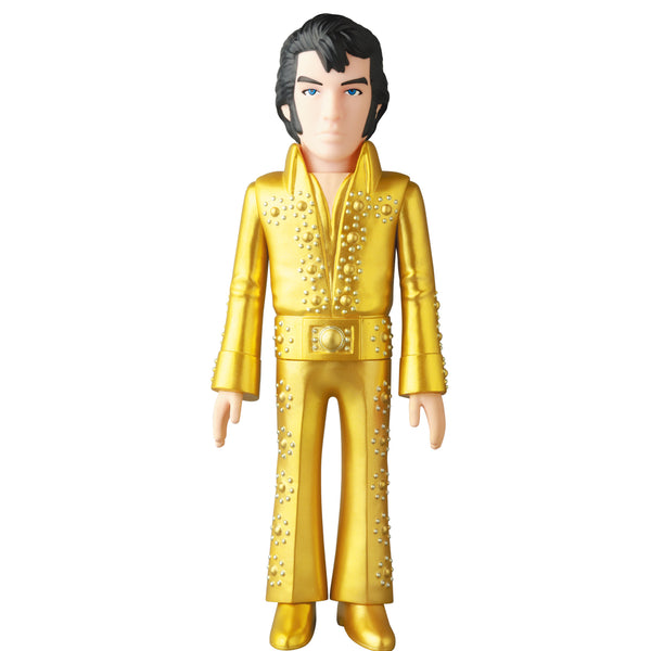Figurine Vinyl Collectible Dolls Elvis Presley (Gold Ver.) - Mankoi Shop