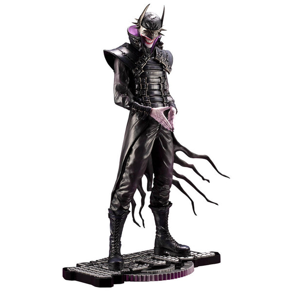Figurine Dark Nights : Metal ARTFX - Batman Qui Rit (Batman Who Laughs)