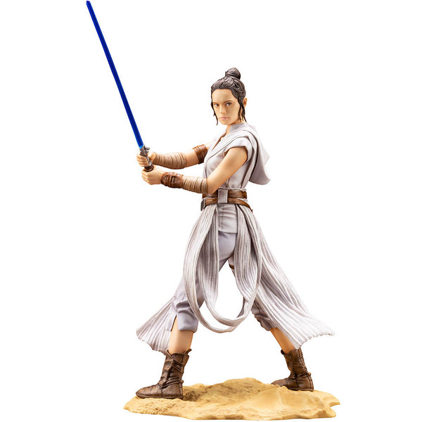 Figurine Star Wars ARTFX+ - Rey Skywalker (L'Ascension de Skywalker) 1/10 - Mankoi Shop