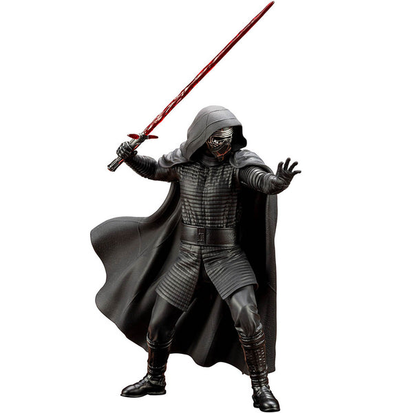 Figurine Star Wars ARTFX+ - Kylo Ren (L'Ascension de Skywalker) 1/10