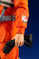 Figurine Star Wars ARTFX - Luke Skywalker en pilote de X-WING 1/10