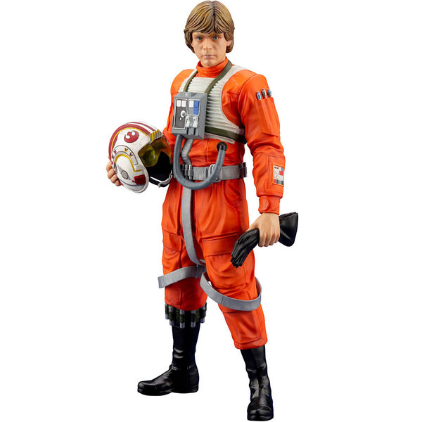 Figurine Star Wars ARTFX - Luke Skywalker en pilote de X-WING 1/10 - Mankoi Shop