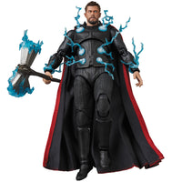 Figurine Avengers Infinity War MAFEX - Thor 16 cm - Mankoi Shop