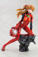 Figurine Evangelion - Asuka Langley Q Plug Suit (ver. : RE) 1/6 - Mankoi Shop