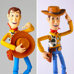Figurine Legacy of Revoltech Toy Story - Woody 15 cm