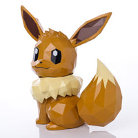 Figurine Pokemon POLYGO - Evoli 13 cm - Mankoi Shop