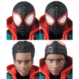 Figurine Spider-Man Into the Spider-Verse MAFEX - Miles Morales 13 cm - Mankoi Shop