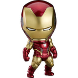 Figurine Iron Man Mark 85 sur fond blanc
