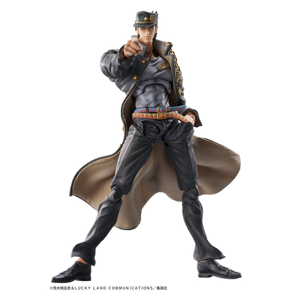 Figurine Jojo's Bizarre Adventure Super Action Statue - Kujo Jotaro (saison 3) - Mankoi Shop