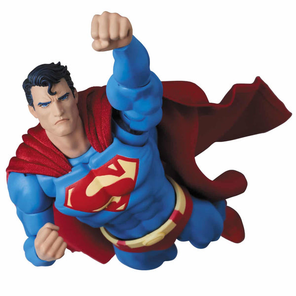 "Figurine Superman ""Hush"" MAFEX 16 cm - Mankoi Shop"
