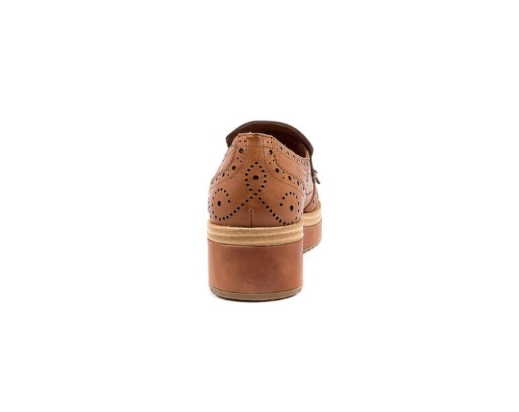 Silent D Corder Loafer Tan