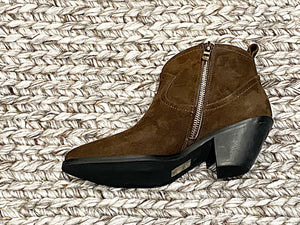Miss Wilson Ivy Boot Mink Suede Last Pairs Size 36 & 38
