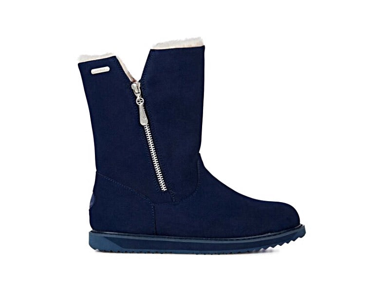 EMU Gravelly Midnight Ugg Boots Waterproof
