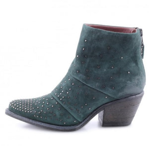 Mjus 793231 Boot Forest Green