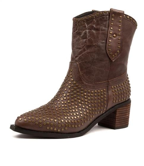 Django & Juliette Idan Choc Distressed