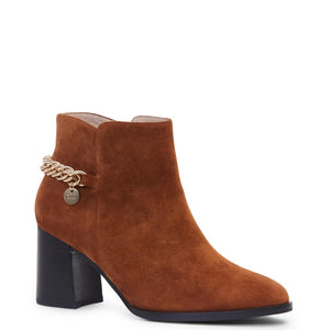 MW by Kathryn Wilson King Boot Tan Suede