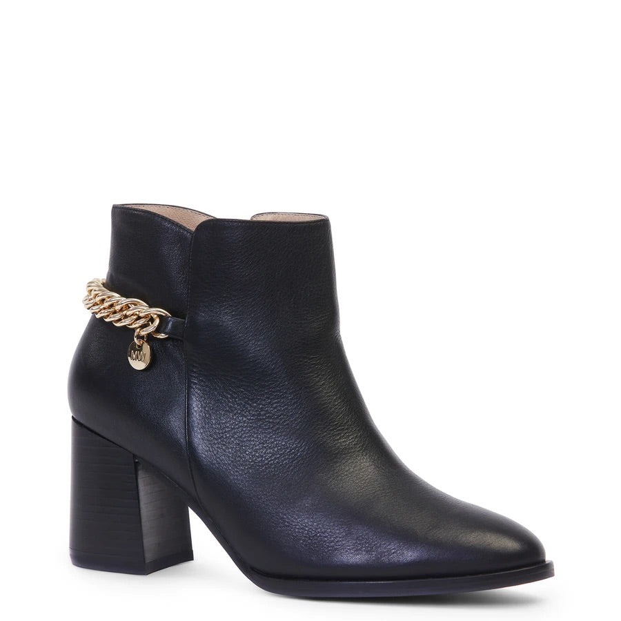 MW by Kathryn Wilson King Boot Black Calf