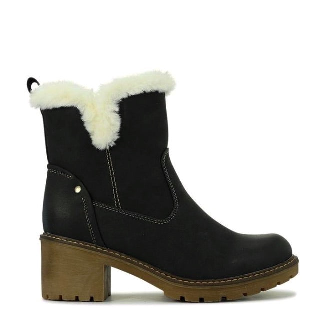 Los Cabos Elin Boot Black