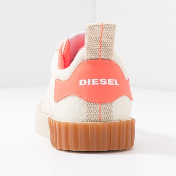 Diesel Bully Low Cut Tofu/Rosa