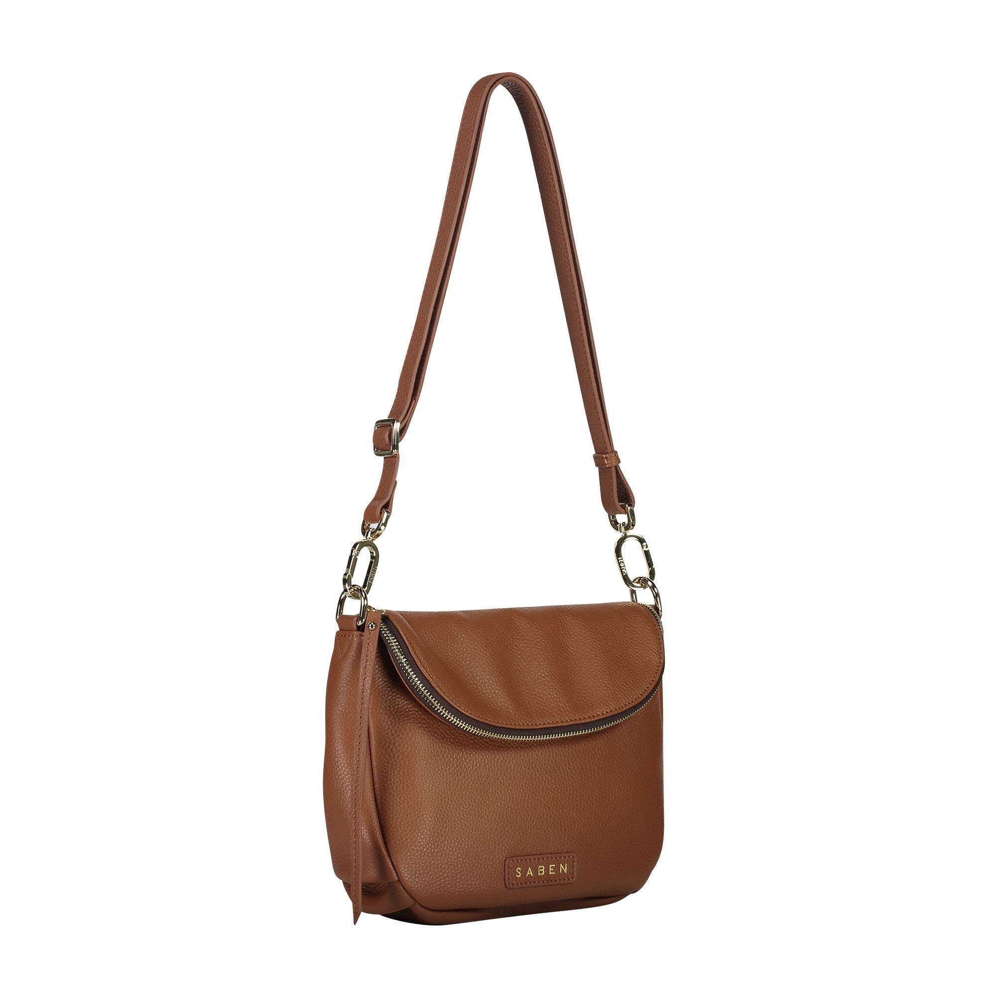 Saben Fifi Crossbody Tan