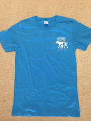 T-Shirt - Mens - Blue