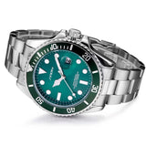 Green Deluxe Watch Sowers